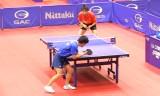 【卓球】 塩野真人VS馬特 日本オープン2013