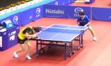 【卓球】 塩野真人VSヤンサンヒョン 日本オープン2013