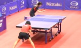 【卓球】 鈴木李茄VS加藤美優 日本オープン2013