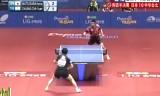 【卓球】 松平健太VS荘智淵 アジア選手権2013