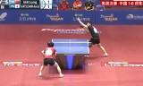 【卓球】 松平健太VS馬龍(団体)アジア選手権2013