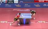 【卓球】 馬龍VS閻安(決勝戦)アジア選手権2013