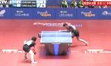 岸川聖也VS江宏傑 アジア選手権2013