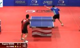 【卓球】 男子決勝の試合動画 USオープン2013