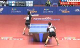 【卓球】 日本VS台湾(男子)アジア選手権2013