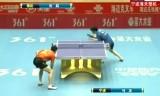 【卓球】  馬龍VS張超 中国超級リーグ2013