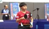 【卓球】 ITTFジュニアサーキット日本の試合2
