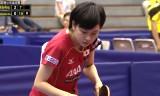 【卓球】 ITTFジュニアサーキット日本の試合4