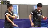 【卓球】 ITTFジュニアサーキット日本の試合3