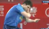 【卓球】 オフチャロフVS張超 中国超級リーグ2013