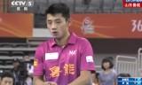 【卓球】 山東魯能VS広東陳静(9節)中国超級