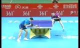 【卓球】 馬琳VS許鋭鋒 中国超級リーグ2013