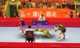 【卓球】 馬琳VS樊振東 中国超級リーグ2013