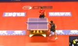 【卓球】 丹羽孝希VSキムヒョクボン 中国オープン2013