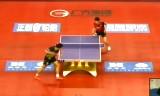 松平健太VS王皓(凄)中国オープン2013