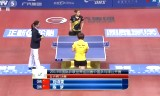 【卓球】 陳夢VS劉詩文(決勝)中国オープン2013