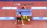 【卓球】 荘智淵VSオフチャロフ 中国オープン2013