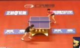 【卓球】 森薗美咲VS劉恩寵(U21決勝)中国オープン