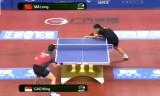 【卓球】 馬龍VSガオニン 中国オープン2013(準々)