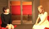 【技術】 石川佳純と西野カナが対談した時の映像