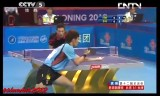 【卓球】 閻安VS李平(予選)全中国運動会2013