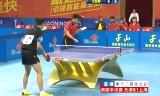 【卓球】 上海市VS天津市(準決)全中国運動会2013
