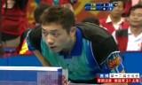 【卓球】 解放軍VS上海市(決勝2)全中国運動会2013