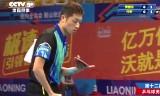 【卓球】 許昕VS樊振東(準決勝)全中国運動会2013