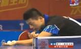 【卓球】 馬龍VS樊振東(ハイライト)全中国運動会2013
