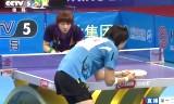 【卓球】 李暁霞VS陳夢(決勝戦)全中国運動会2013