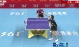 【卓球】 許昕VS呉家驥(12節)中国超級リーグ2013