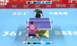 【卓球】 尚坤VS呉家驥(12節)中国超級リーグ2013