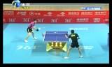 【卓球】 周雨VSハオ帥(11節)中国超級リーグ2013