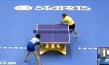 【卓球】 劉詩文VS石賀浄 女子ワールドカップ
