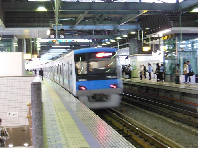 小田急・登戸駅