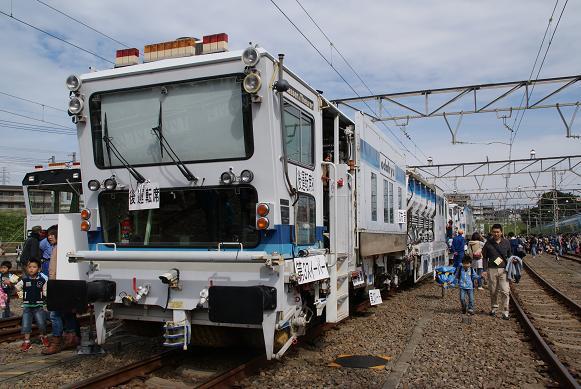 小田急工事車両2