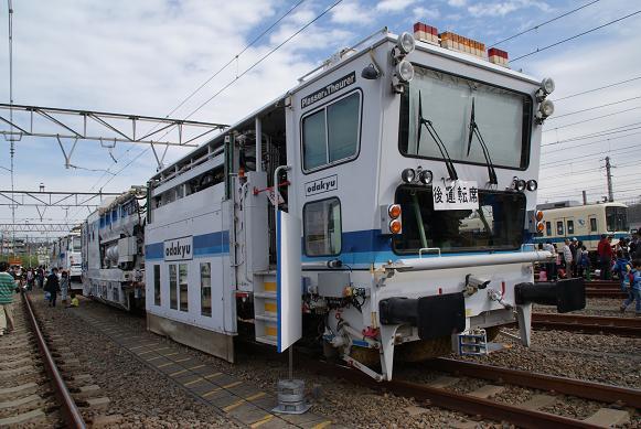 小田急工事車両3