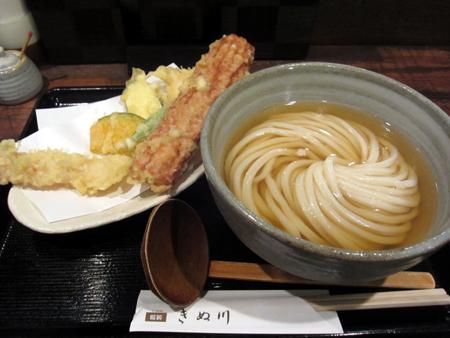 ひやかけ天ぷら