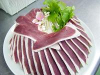 上田 市かぶらや【鴨すき焼き鍋】