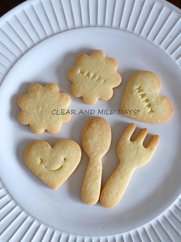 さくさくクッキー♪