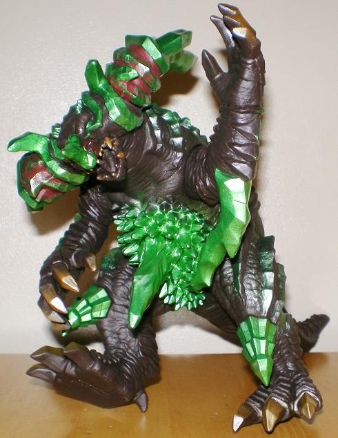 大怪獣ラッシュ ギャラクシーモンスターズ アースゴモラ3