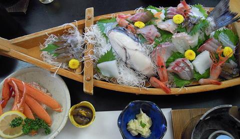 日本海の幸3