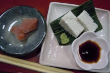 五箇山豆腐11