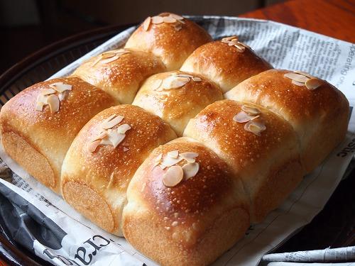 クリームちぎりパン2