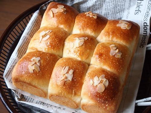 クリームちぎりパン7