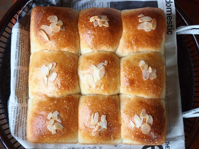 クリームちぎりパン1