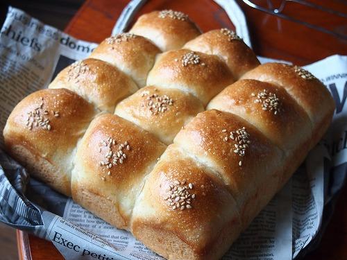 HBクリームちぎりパン4