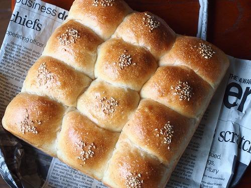HBクリームちぎりパン3