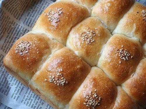 HBクリームちぎりパン11