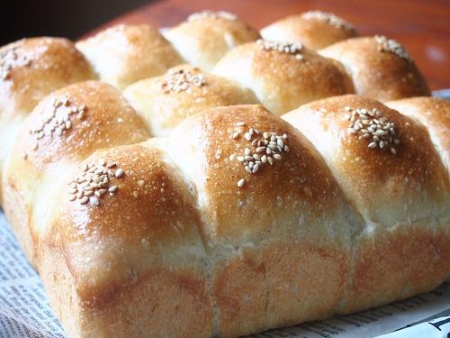 HBクリームちぎりパン2
